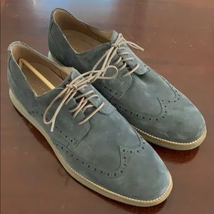Casual suede Dress shoes